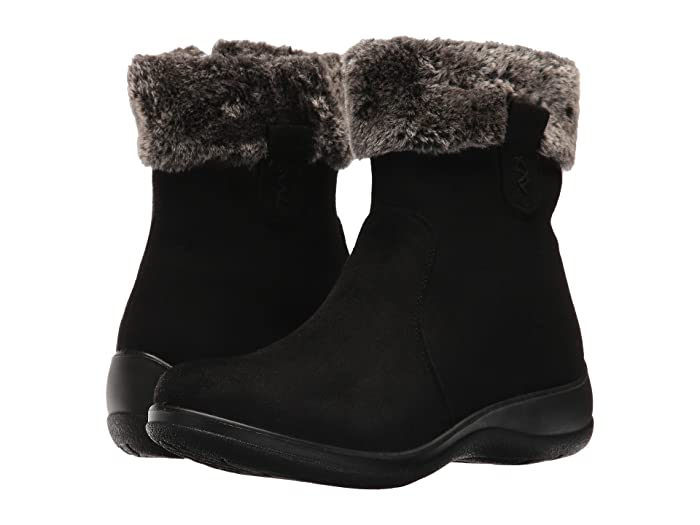 Vintage Boots- Buy Winter Retro Boots Spring Step Sanbe Black Womens Shoes $69.95 AT vintagedancer.com