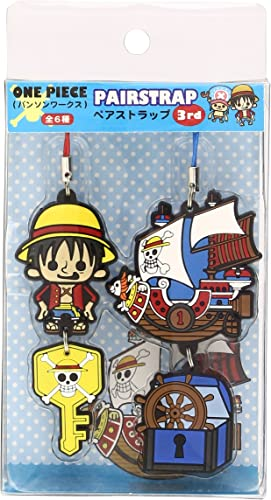 One piece x PansonWorks pair strap 3rd new chapter Luffy x Sunny (japan import)