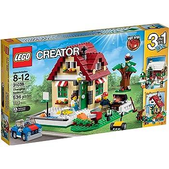 レゴ (LEGO) クリエイター 季節のコテージ 31038