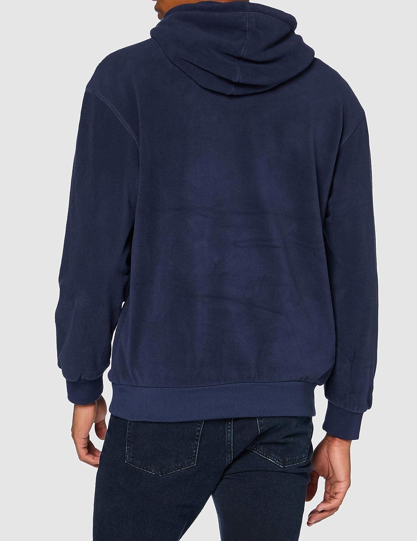 Schott NYC Sweatshirt Homme Navy
