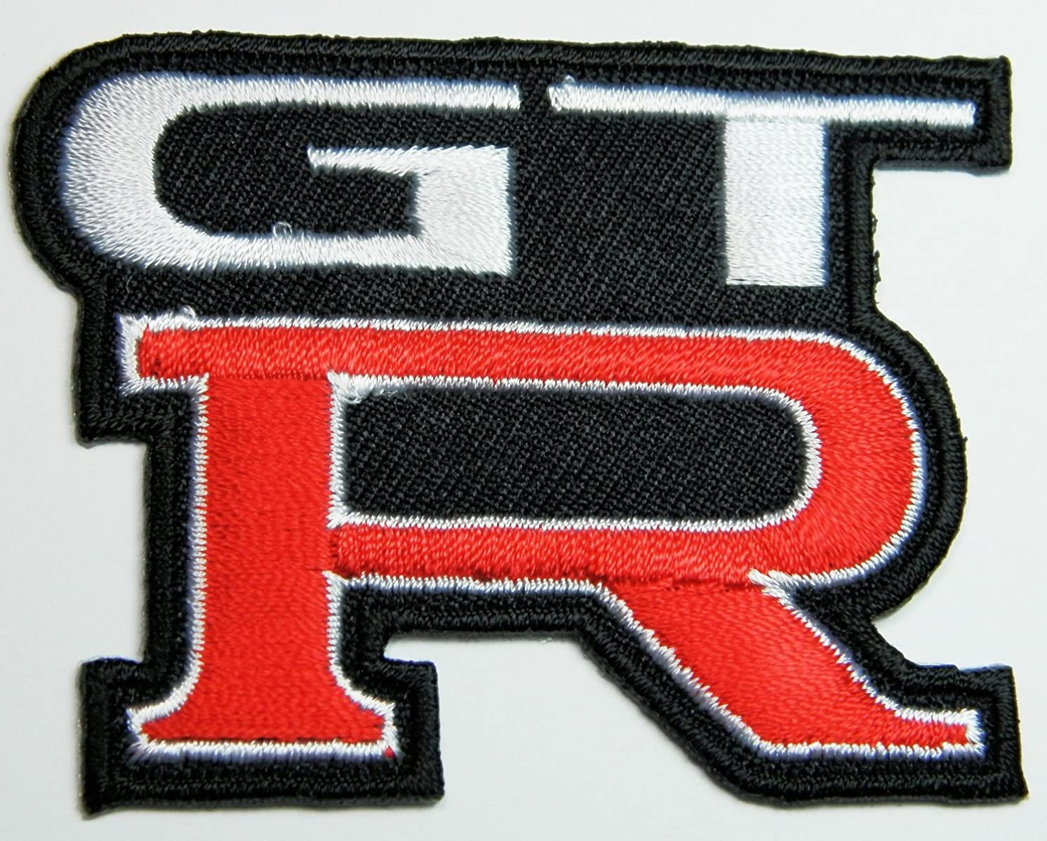 GTR Brand of Car Motorsport Racing Patch for Dry Clothing ,Jacket ,t-shirts ,Cap Patch Patch Sew Iron on Logo Embroidered Badge Sign Emblem Costume BY Dreamhigh_skyland
