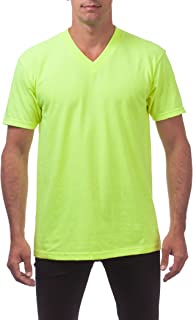 Pro Club Men's Comfort Short Sleeve V-Neck T-Shirt