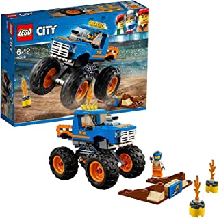 LEGO 60180 City Great Vehicles Monster Truck