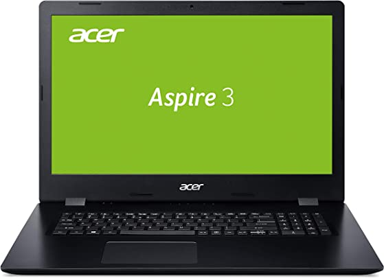 Acer Aspire A317-32-P5KF 43 9 cm 17 3 Zoll HD Multimedia Laptop Intel Pentium N5000 GB RAM 256 GB PCIe SSD Intel UHD Win 10 Home Schätzpreis : 479,00 €