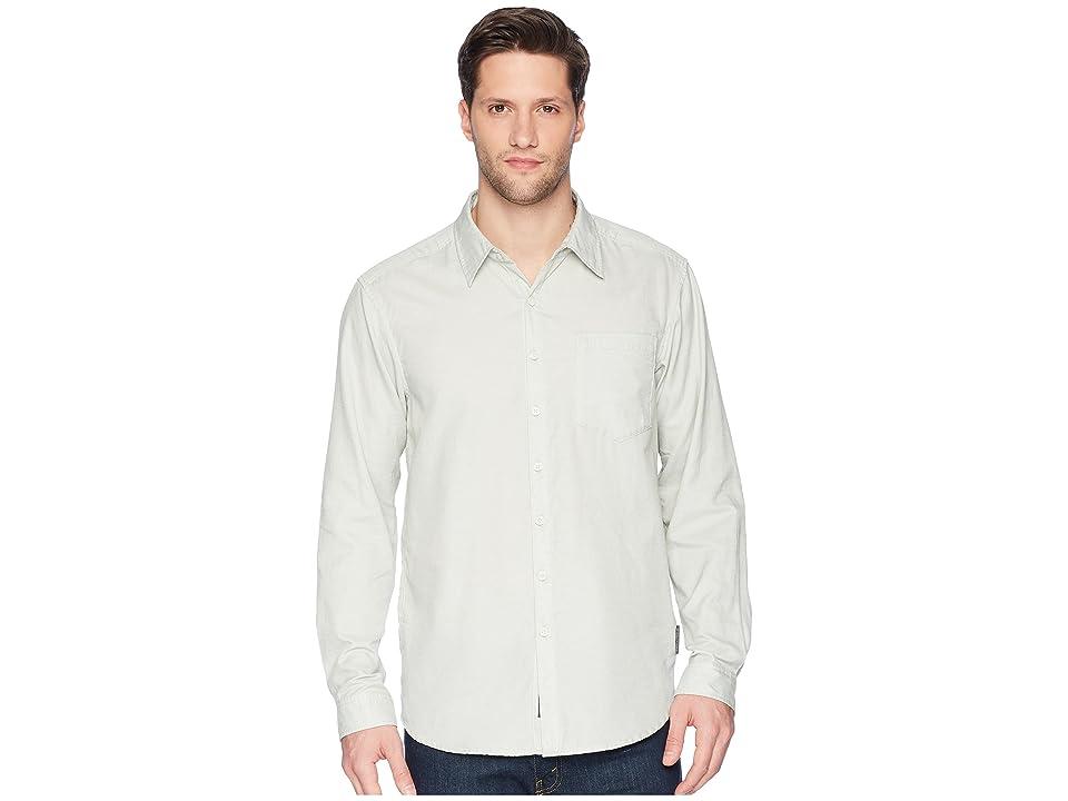 ExOfficio BugsAway(r) Corfu Long Sleeve Shirt (Dusty Sage) Men