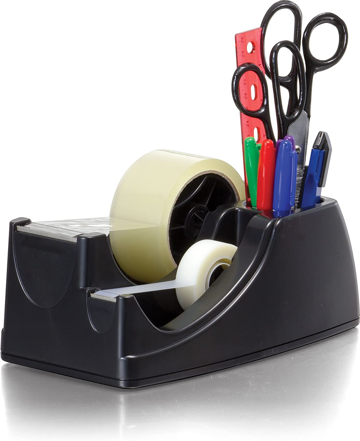 Officemate Heavy Duty Outlet SALE Weighted 2-in-1 Tape Recycled B Dispenser Regular store