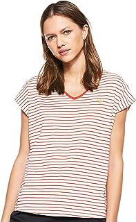 Vero Moda Womens Vmclia S/S Wide T-Shirt