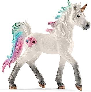 SCHLEICH bayala, Unicorn Toys, Unicorn Gifts for Girls and Boys 5-12 Years Old, Sea Unicorn Foal