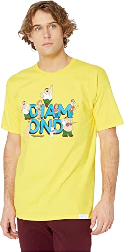 Diamond X Family Guy Tee