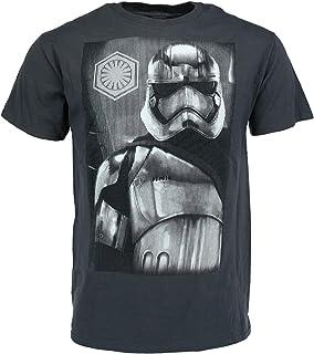 تي شيرت حرب النجوم للرجال The Force Awakens Storm Trooper