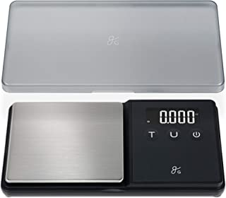 GreaterGoods Digital Pocket Scale, Lab Analytical Scale, Gram Scale, Ounce Scale, Letter..