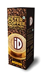 iD Fresh Filter Coffee Decoction Travel Sachet, 20 ml (Pack of 5)
