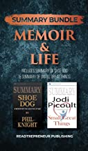 Summary Bundle: Memoir & Life - Readtrepreneur Publishing: Includes Summary of Shoe Dog & Summary of Small Great Things
