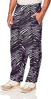 Zubaz mens Zebra Print Leggings