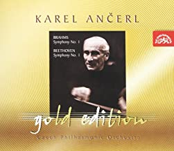 Ancerl Gold Edition 9: Symphony 1 C Minor & C Maj
