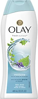 Olay Fresh Outlast Purifying Birch Water & Lavender 400ml, 400 ml