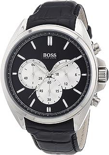 ساعة بوس HB151.2879 للرجال (انالوج بعقارب، كاجوال)