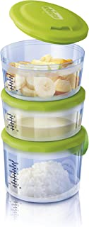 Chicco Food Containers System, Green