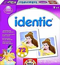 Educa 14949Identic Memo Game–Disney Princess