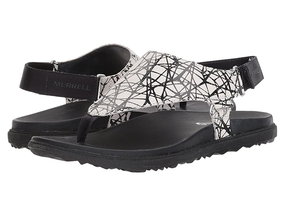 Merrell Around Town Sunvue Post (Black Texture) Women