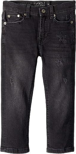 Rincon Jeans in Rincon/Black (Toddler)