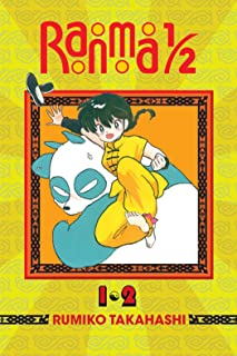 Ranma 1/2 (2-in-1 Edition), Vol. 1: Includes vols. 1 & 2 (1)