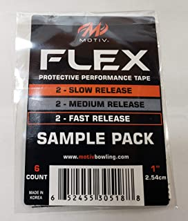 Motiv Flex Protective Performance Tape Sample Pack, 1