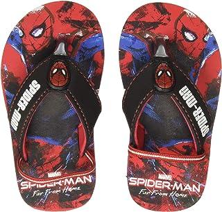 Spiderman Boys by Kidsville Red Boys Flipflops Flip-Flops