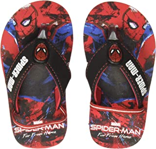 Spiderman by Kidsville Red Boys Flipflops Flip-Flops