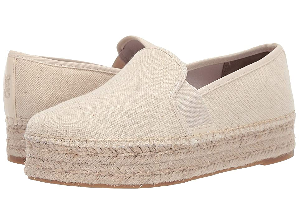 Circus by Sam Edelman Christina (Ivory Two-Tone Heavy Canvas) Women