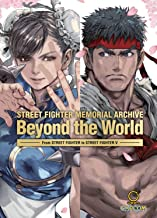 Street Fighter Memorial Archive: Beyond the World Book PDF