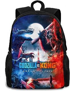 Kids Backpack Unisex Bookbag Youth Travel Backpacks 3d Prints Casual Boys Daypack Monster Fan Gifts
