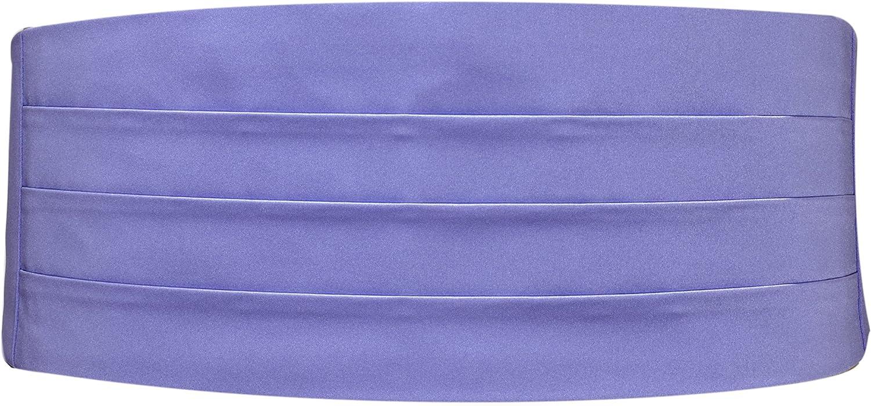 Porto Lavender Cummerbund New Free Shipping Super beauty product restock quality top! Satin