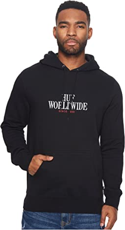 HUF - Serif Stack Pullover Fleece