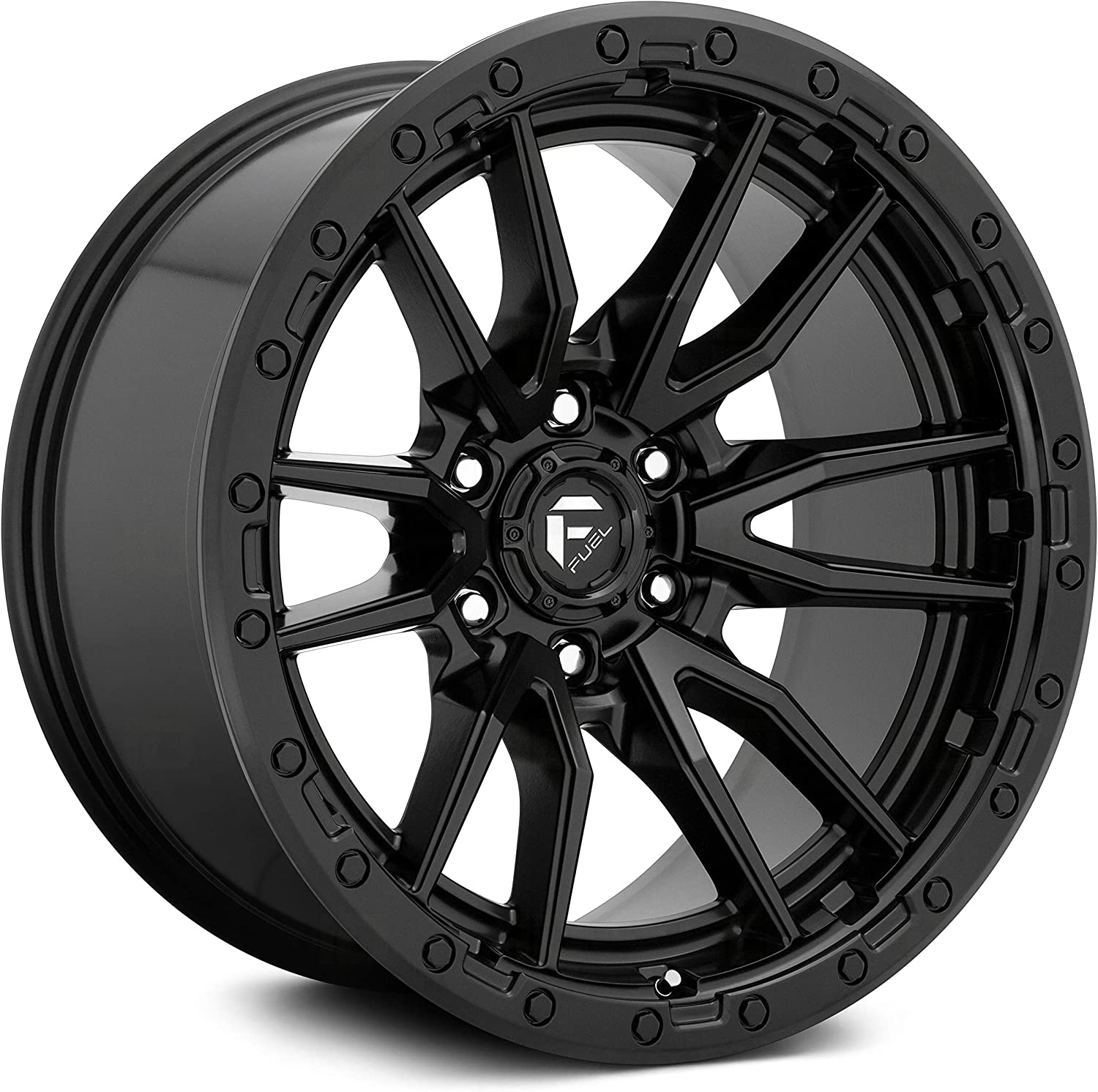 Fuel Offroad D679 REBEL BLACK Wheel 17 6 Manufacturer Ranking TOP6 direct delivery 139 9. x mm inches