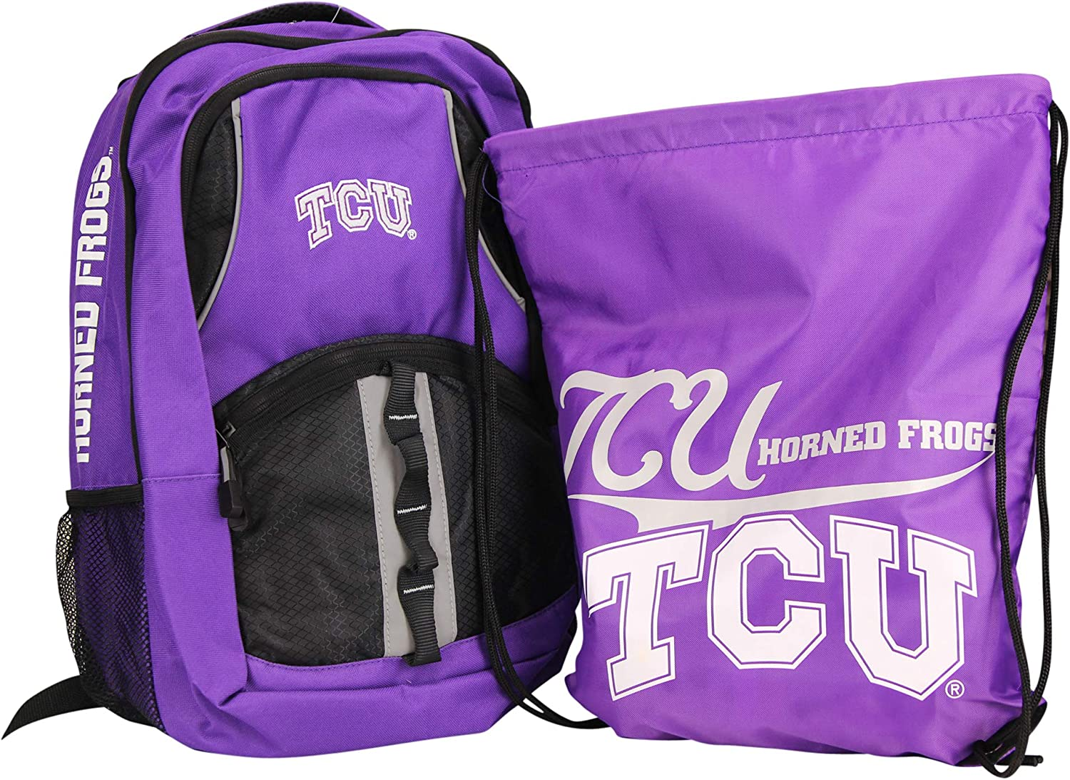 NCAA Padded Utility Laptop Backpack Seattle Mall Drawstring Bag and Set Book Super special price