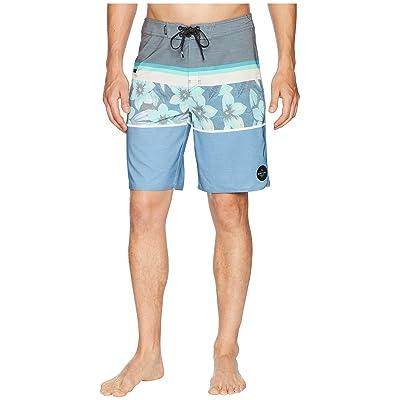 Rip Curl Mirage Mellowdrone Boardshorts (Blue Grey) Men