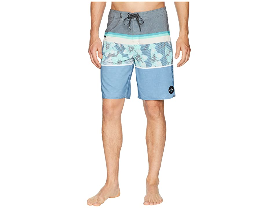 Rip Curl Mirage Mellowdrone Boardshorts (Blue Grey) Men