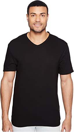 Calvin Klein Jeans - Mixed Media V-Neck Tee
