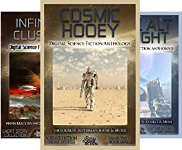 Digital Science Fiction Short Stories Series Two (4 Book Series)