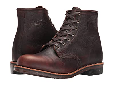 Chippewa Service Boot (Briar Pitstop) Men