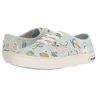 SeaVees Legend Sneaker Peter Rabbit (Toddler/Little Kid/Big Kid) (Green Peter Rabbit) Men