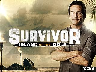 Survivor, Season 39: Island of the Idols