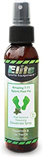 Elite Sportz Shoe Deodorizer and Foot Spray – No More Embarrassing Smelly Shoes or..