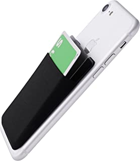Amazon限定 スマートフォン ポケット シンジポーチ Suica Pasmo Toica Manaca Icoca など 非接触ICカード を入れるなら必須のエラー防止シート付属 国内モデル 販売元が エラー解消まで サポート iPhone/Galaxy/Xperia などに Sinji Pouch Basic 3(ブラック)