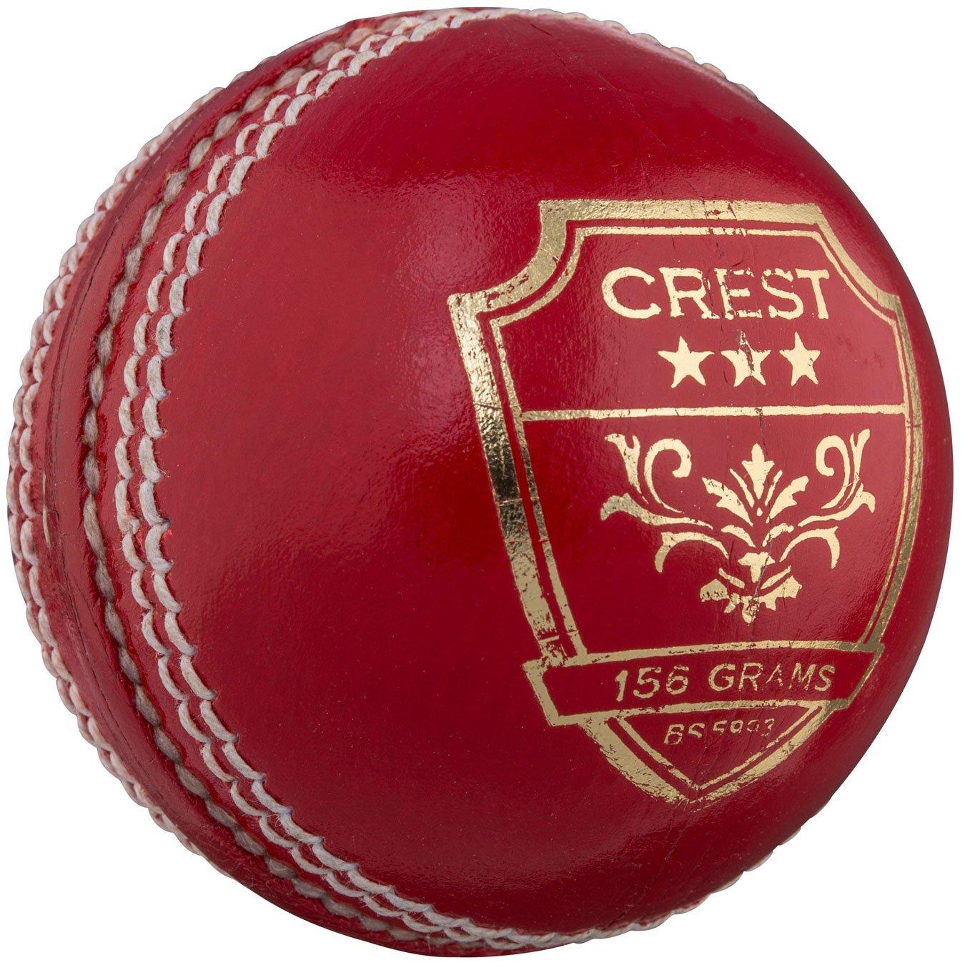 GN escudo especial pelota de Cricket – las mujeres de 142 G, rojo ...