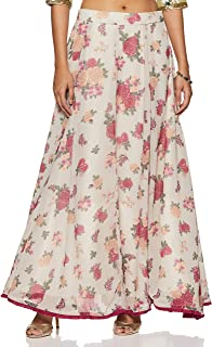 Indya Georgette Full Skirt