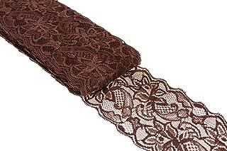 Best brown lace trim Reviews