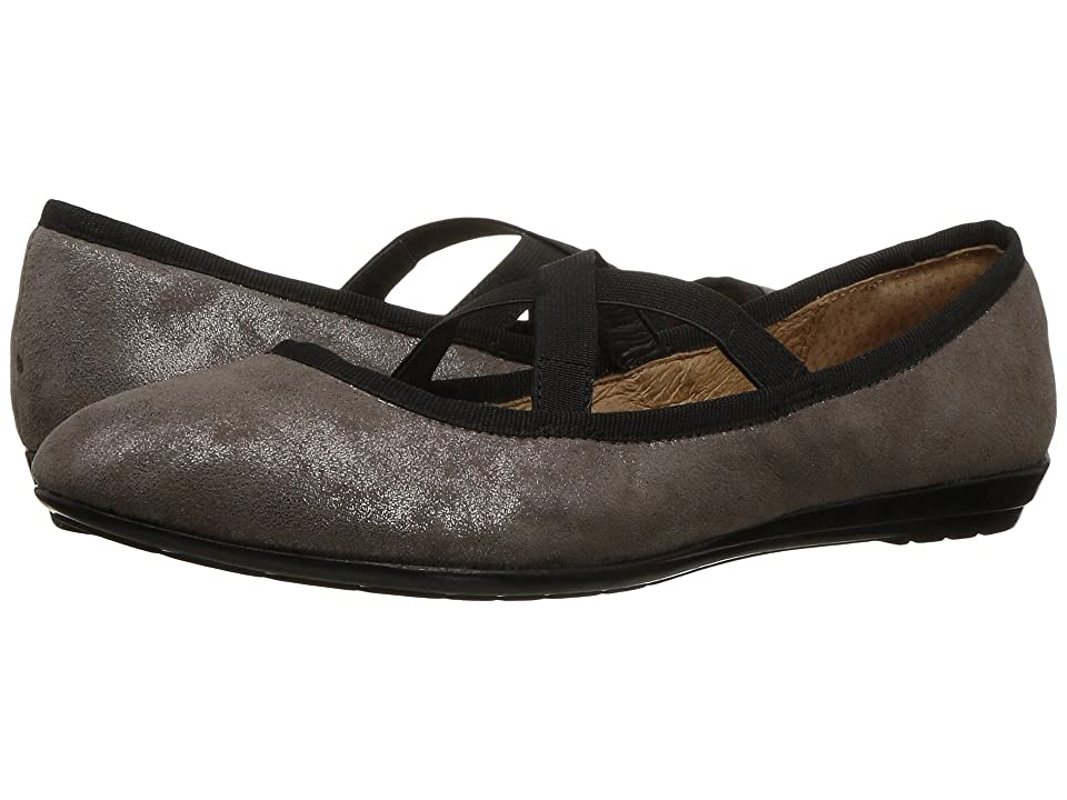 Sofft Barris (Smoke Distressed Foil Suede) Women
