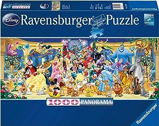 Ravensburger - Photo de Groupe Disney - Puzzle 1000 pièces Panorama - Puzzle Adultes - Premium Puzzle - dès 14 ans - 15109